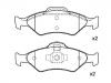 刹车片 Brake Pad Set:YS61-2K021-AA