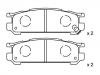 刹车片 Brake Pad Set:26296-AA060