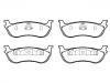 刹车片 Brake Pad Set:XL3Z-2200-AA