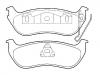 Brake Pad Set:5083882AC